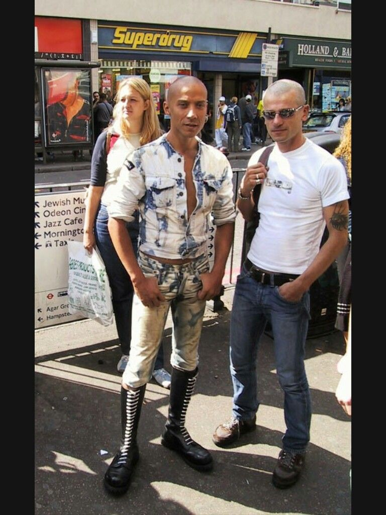 photos Gay skinhead