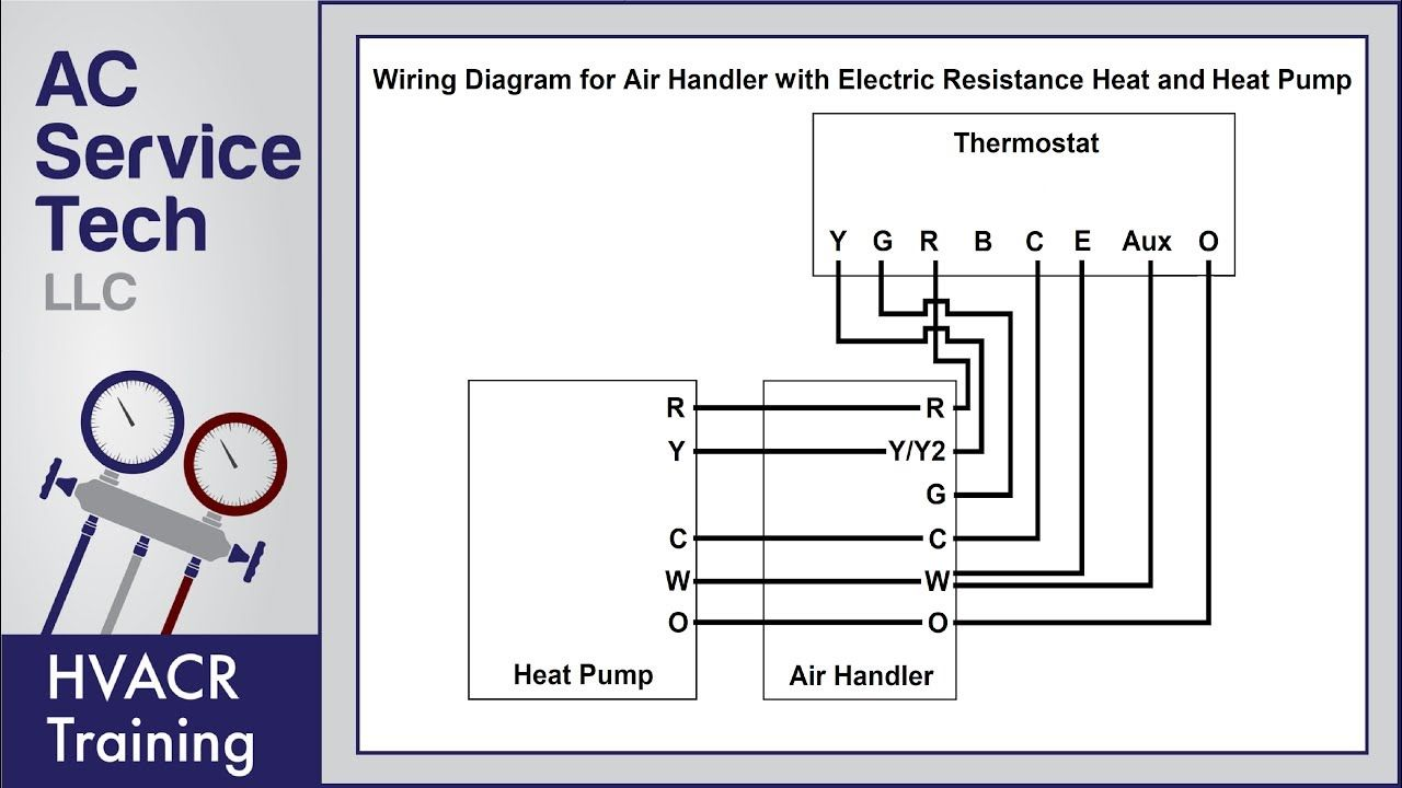 hight resolution of thermostat wiring diagrams 10 most common youtube