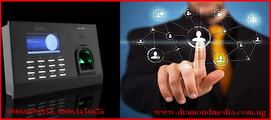 Diamond Media & I.T Solutions provide excellent biometric