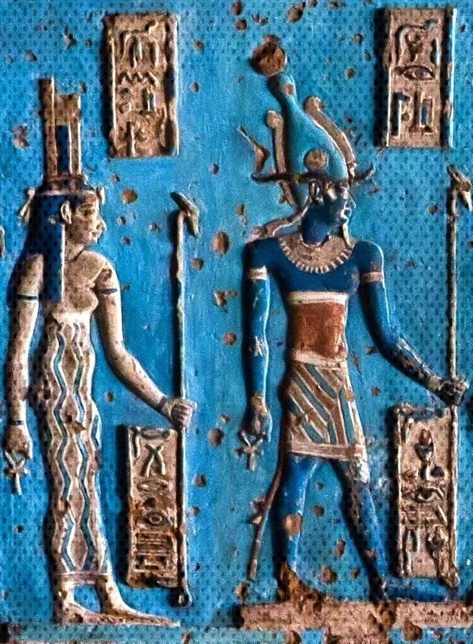 Isis and Osiris ancient Egypt religion, gods, priests and priestesses