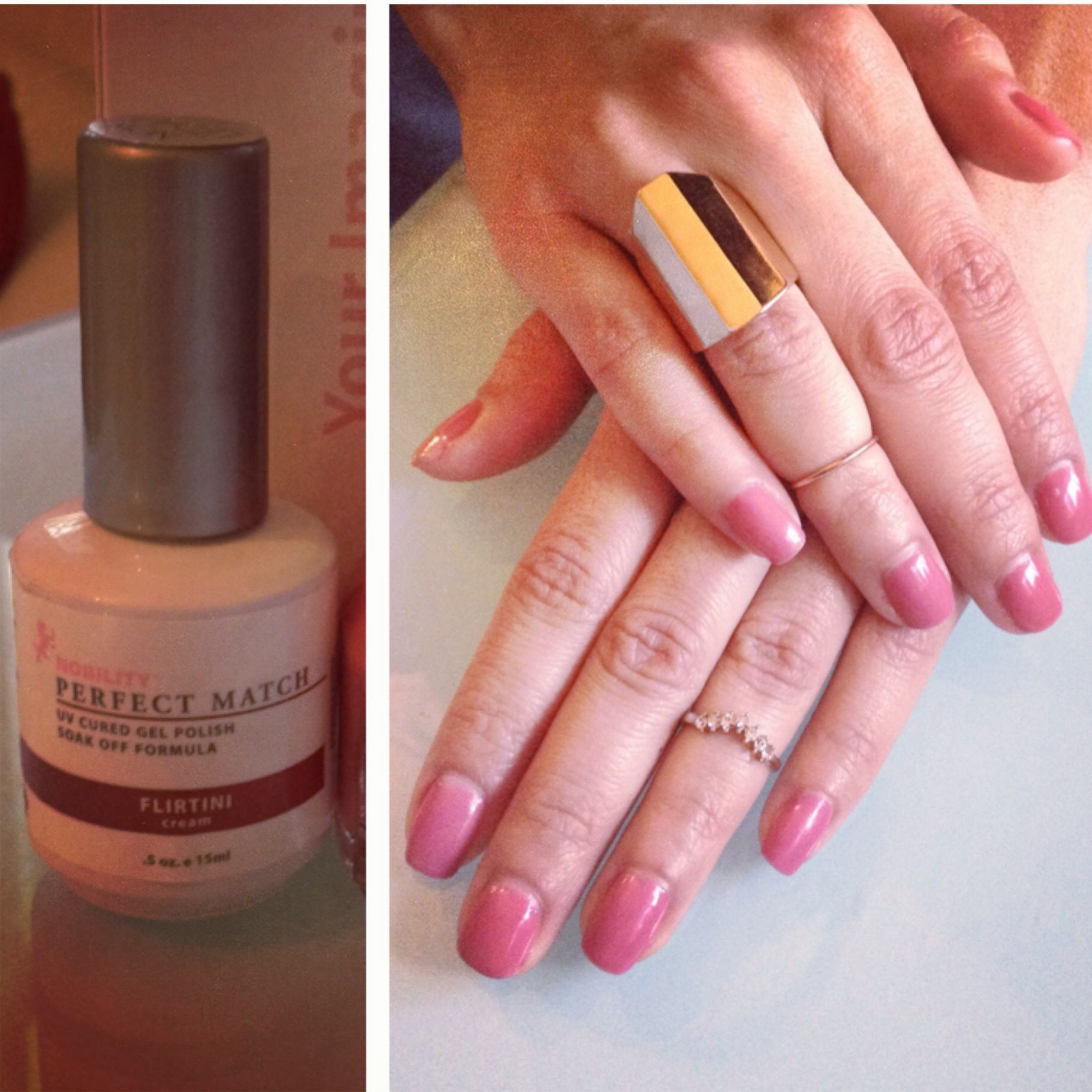 Great gel polish color by Lechat professional nails! Amazing results ...