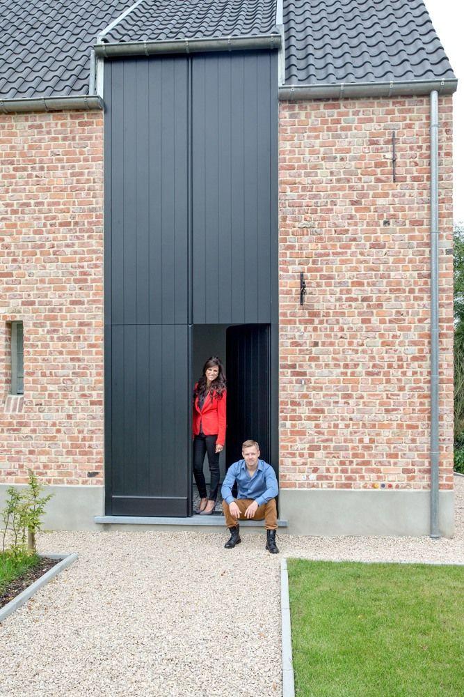 Une porte du0027entrée de 5,60 mètres de haut Belisol Magazine - dimensions porte d entree