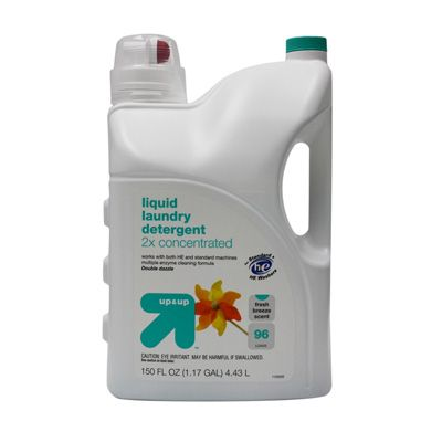 Best Store Brand Household Products Laundry Detergent Best