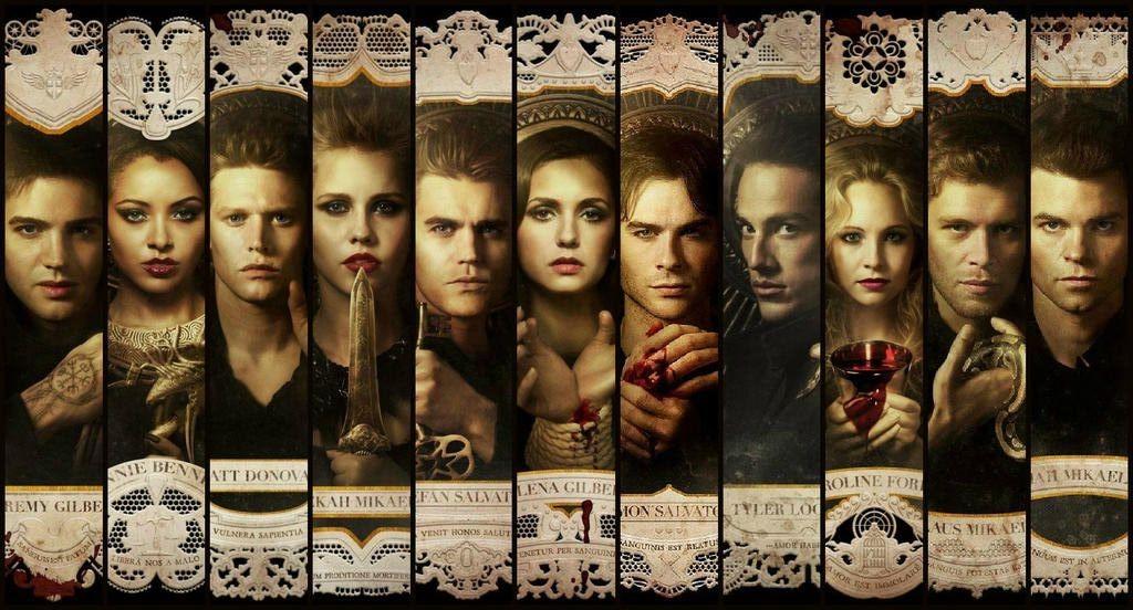 Besetzung Vampire Diaries