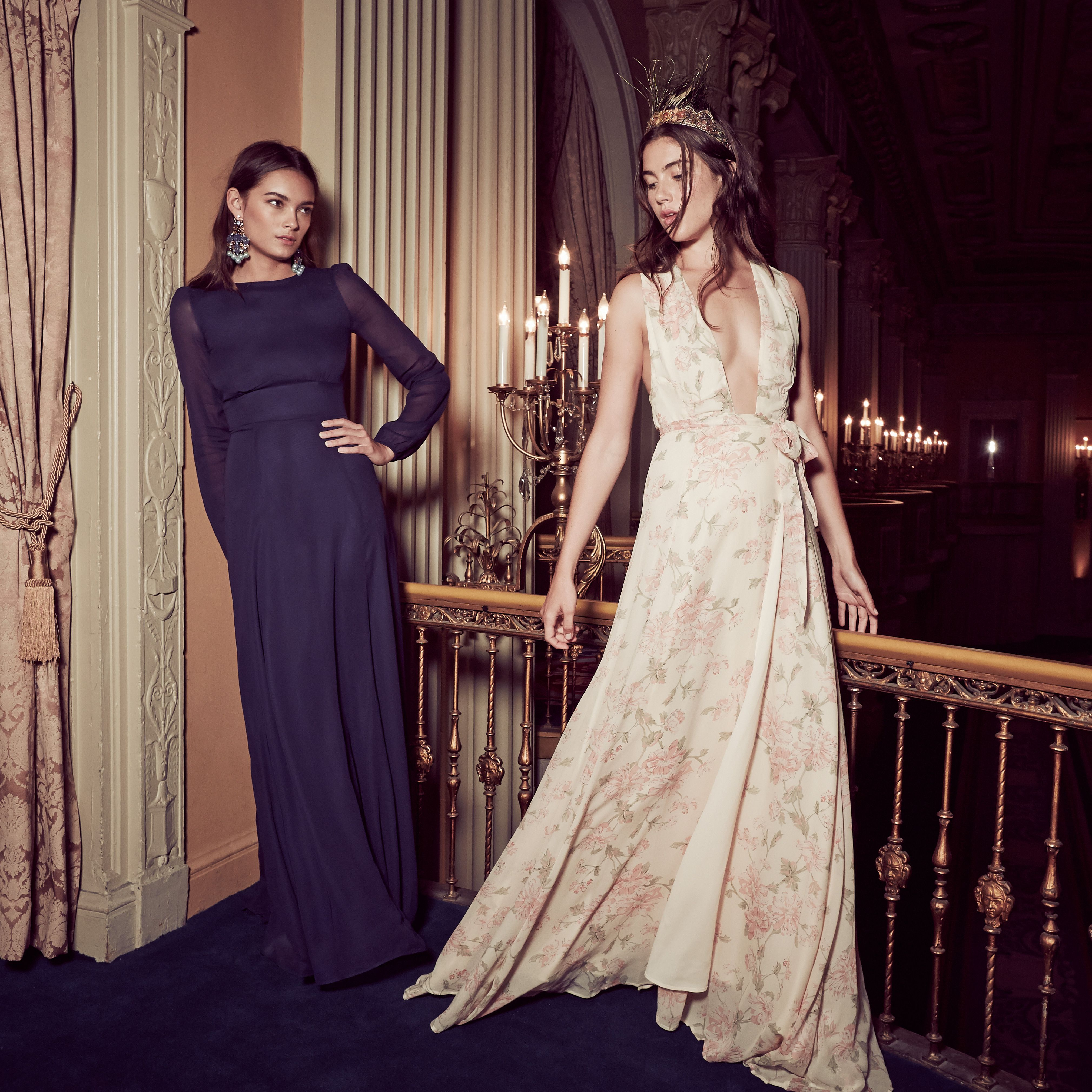 Our second wedding collection spontaneous gowns pinterest