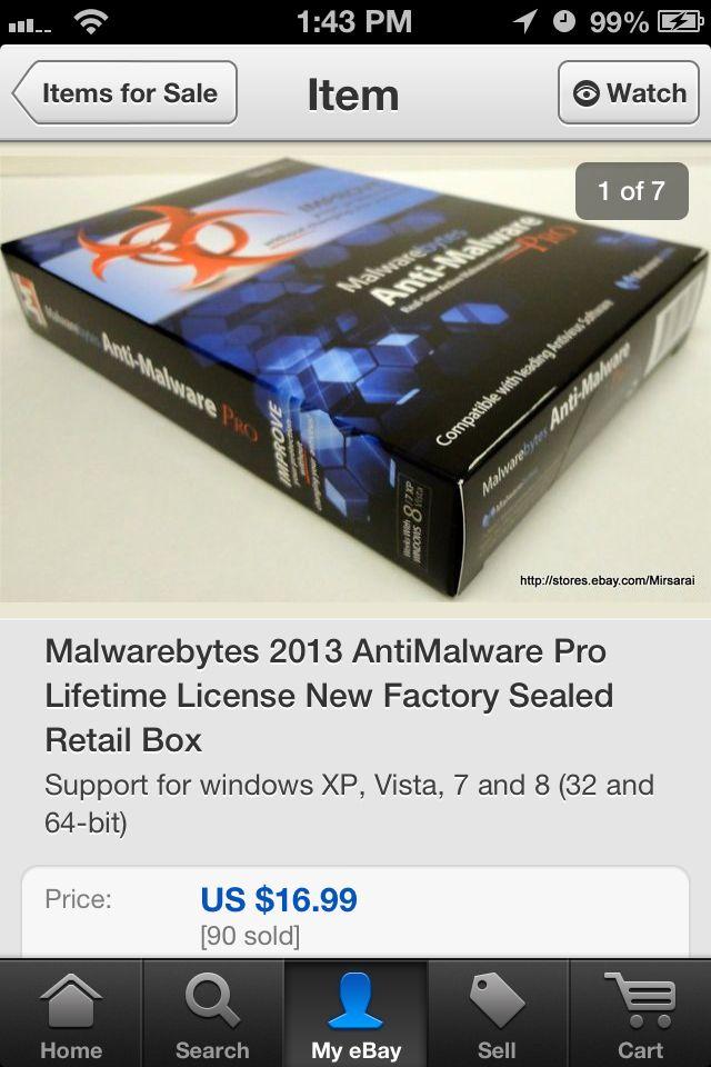 malwarebytes 2013 anti-malware pro lifetime