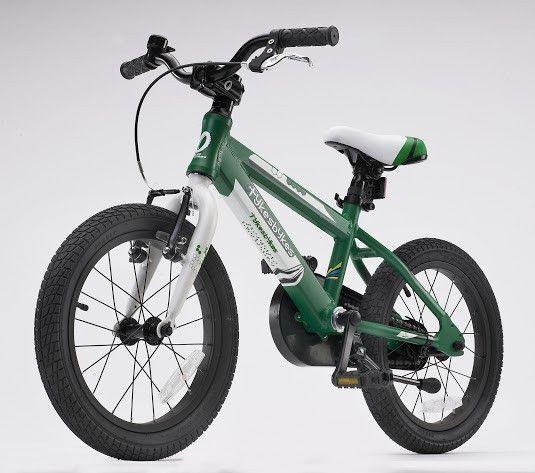 """TykesBykes 16"""" Pedal Bike"""