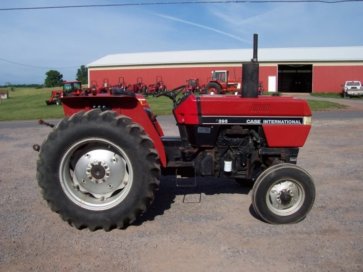 Case Ih 395 495 Tractor Owners Operator S Manual Tractors Case Ih Manual