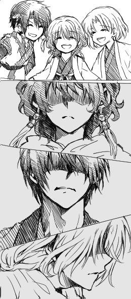 Akatsuki No Yona Yona Of The Dawn Manga And Anime Hak Yona