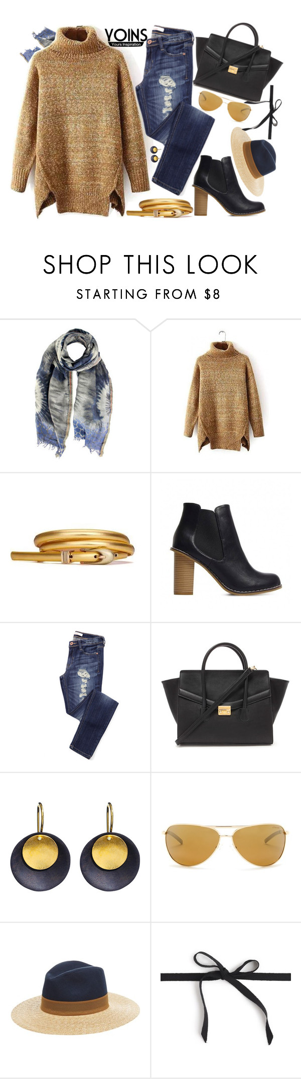 """Yoins"" by jiabao-krohn ❤ liked on Polyvore featuring Saachi, Forever 21, Hissia, Smith Optics, Lanvin, J.Crew, yoins, yoinscollection and loveyoins"