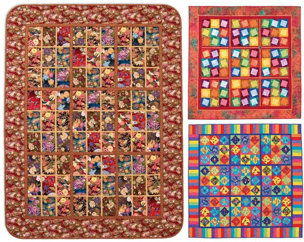 Projects from Sudoku Quilts | Quilt Patterns I Love | Pinterest ... : sudoku quilt pattern free - Adamdwight.com