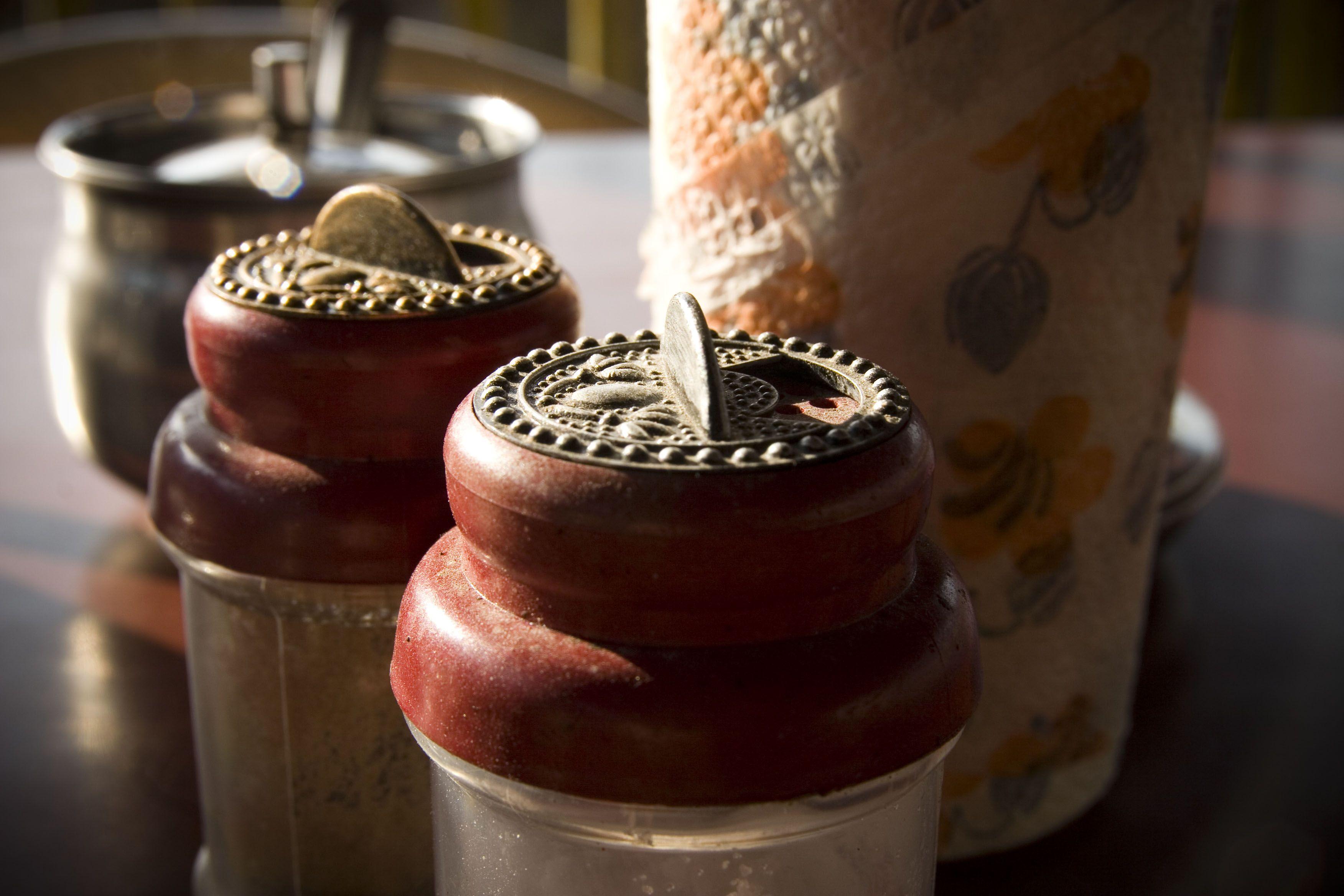 Salt and Pepper, Rishikesh, India