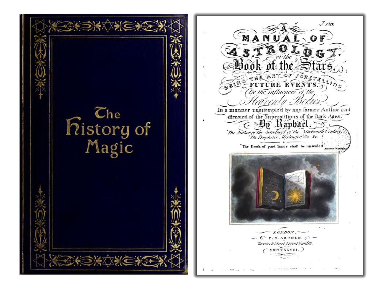 The Book Shelf: Over 220 Books on the Occult and Astrology on DVDrom