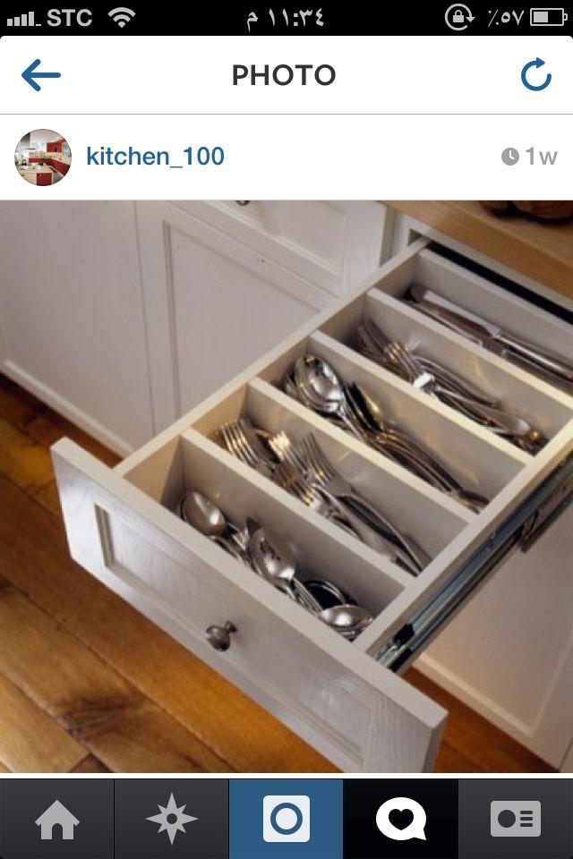 Hermosa Cocina Bricolaje Organización Pinterest Viñeta - Ideas de ...