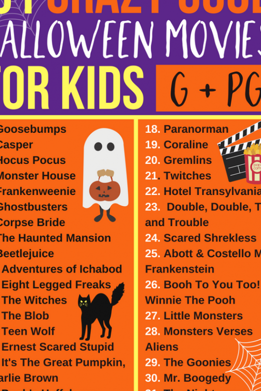 The BEST Halloween movies for kids  A Halloween movie list the whole family will enjoy  PINNING FOR LATER  #halloweenmovies #movies #halloween #kids