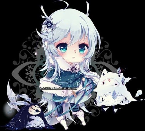 Image via We Heart It https://weheartit.com/entry/151024620 #anime #chibi #kawaii