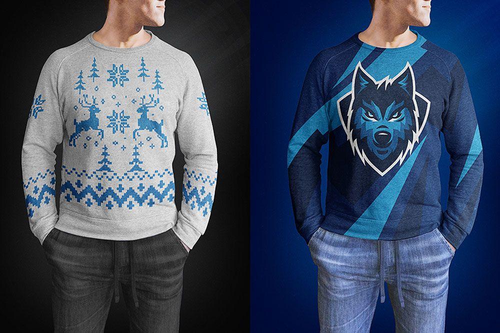 Download Free Men Sweater Mockup In Psd Men Sweater Mockup Psd Men Sweater Sweaters Jumper Designs