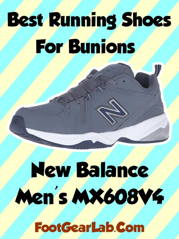 new balance for bunions