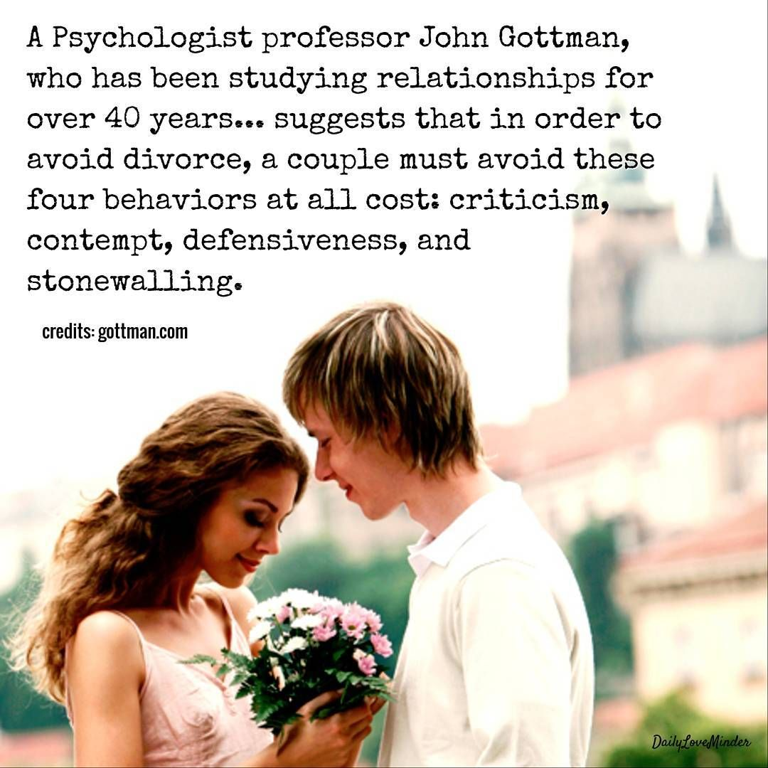 Love fact by gottman.com   imgcredits:stockunlimiteddotcom #love #lovefacts #lovestudy #facts #relationshipgoals