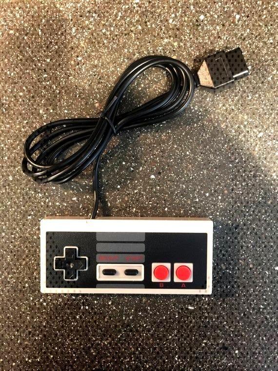 Brand New Original Nintendo Controller For NES Entertainment System Console : Brand New Original Ni