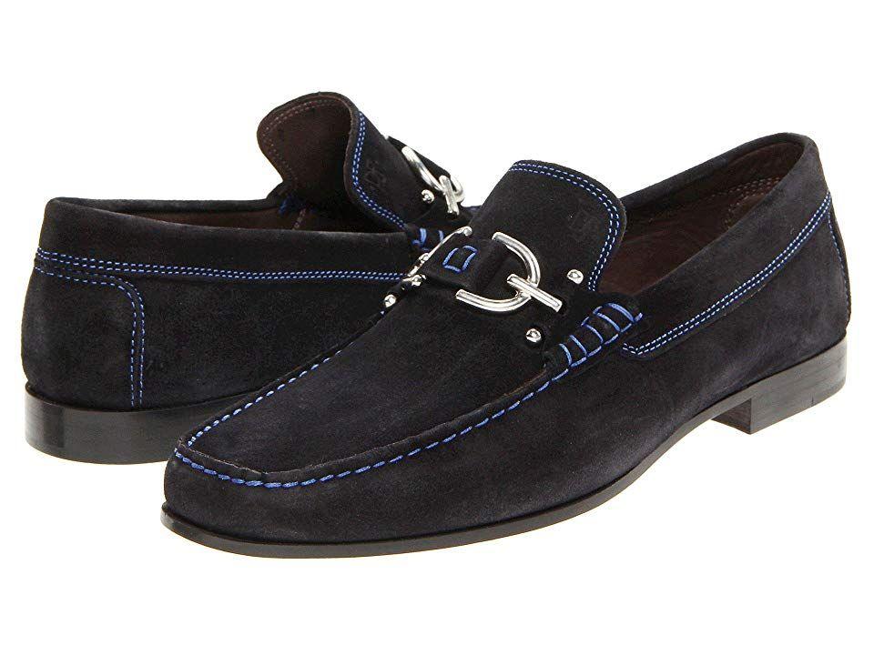 Slip-on Dress Shoes Black Suede