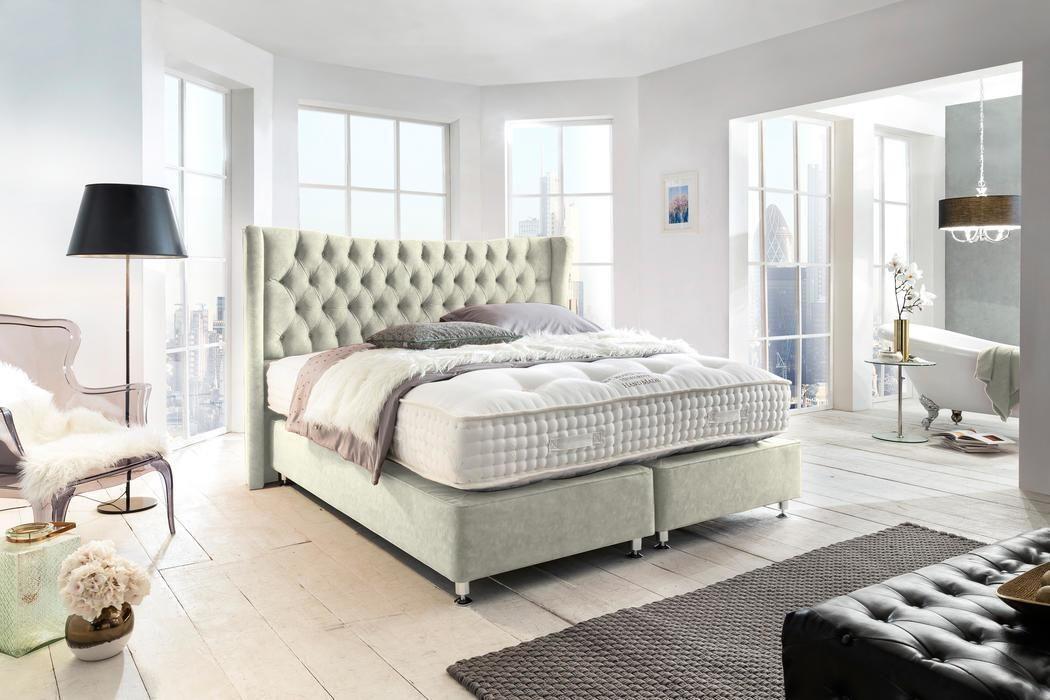 Unser Chesterfield Bett ab 2995€ (mit Bildern