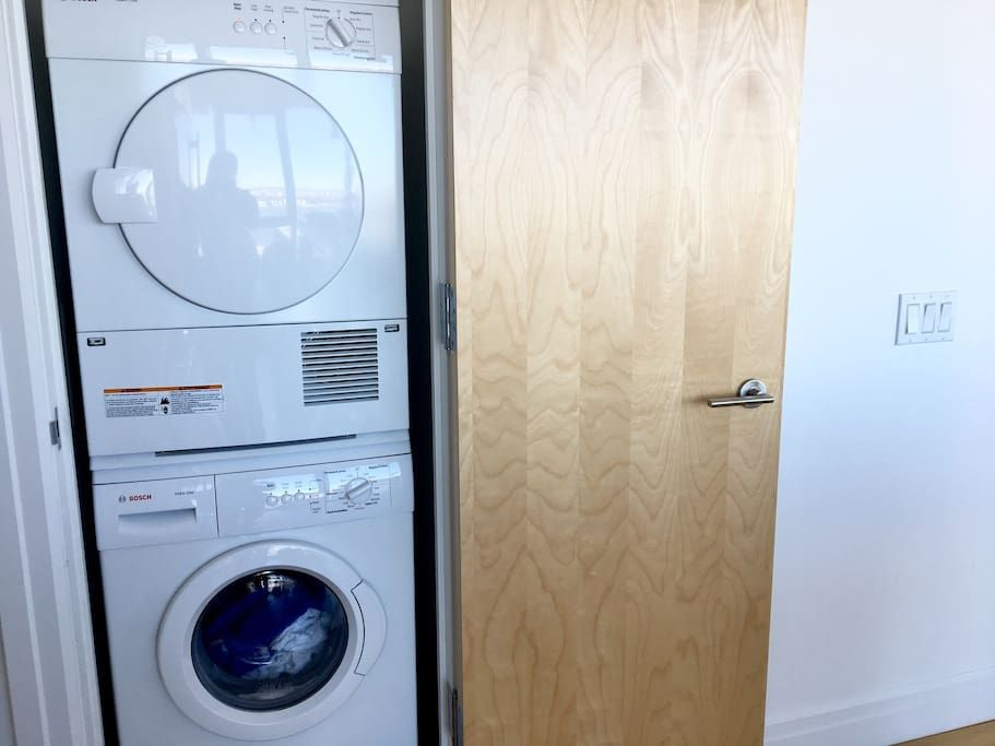 in apartment washer/dryer | Apartment in the City | Pinterest ...