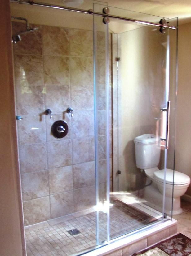 The Anatomy Of A Shower And How To Install A Floor Tray Shower