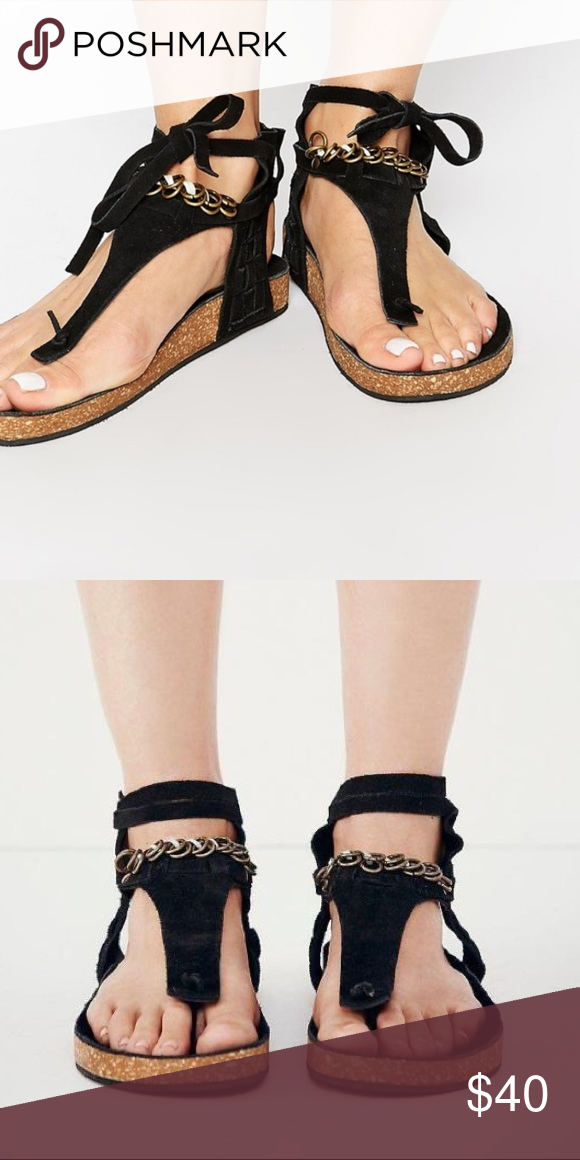 c369ff842e0 Free People Collins Ankle Cuff Sandals Free People  Collins  Ankle Cuff  Sandal Color