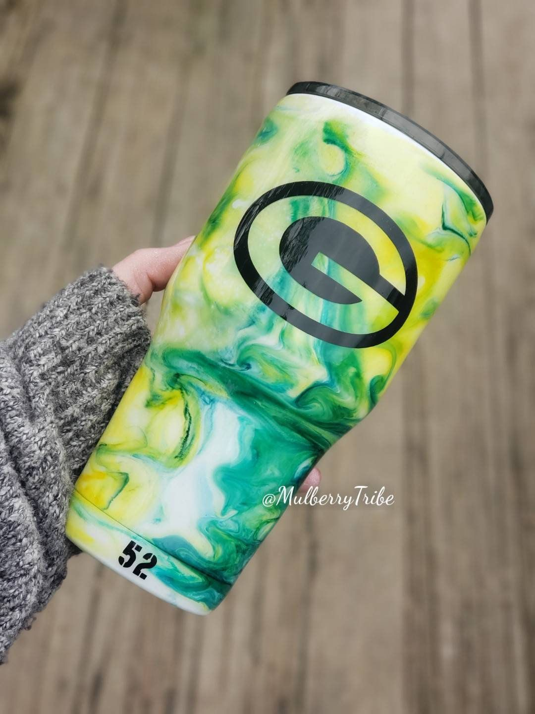 Custom Greenbay Packers Tumbler Etsy In 2020 Custom Tumbler Cups Custom Tumblers Packers