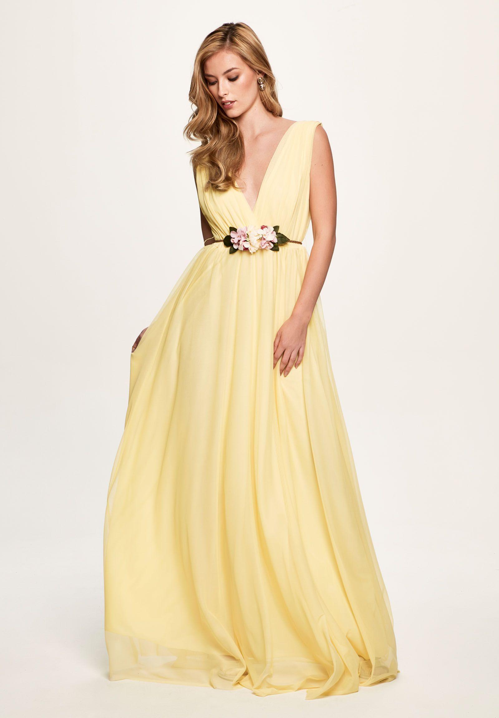 0be047dd13c4 Vestidos en tul para invitadas guapas. Tienda en Madrid y Online ...