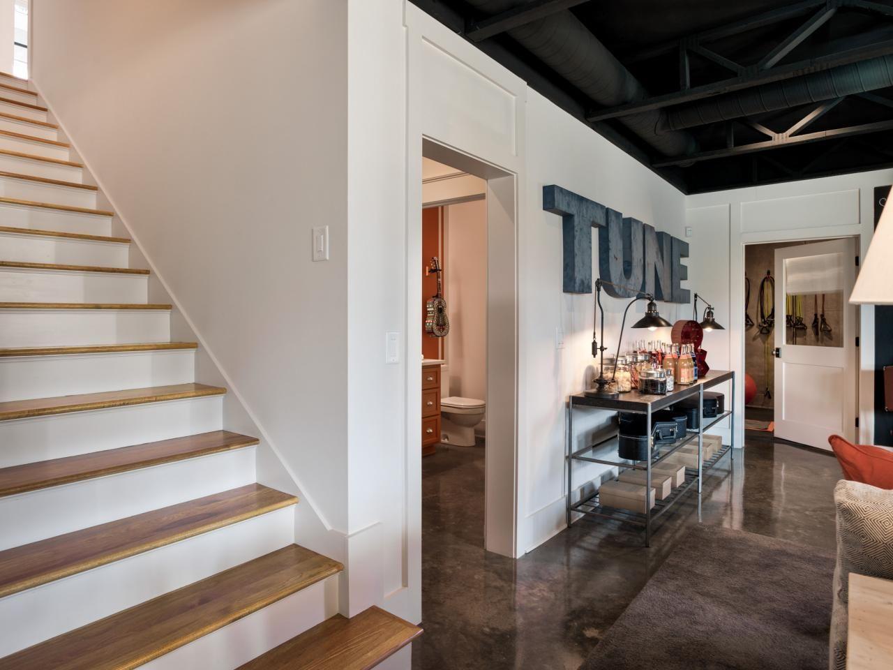 Basement Rec Room Smart Home 2014 Inspired