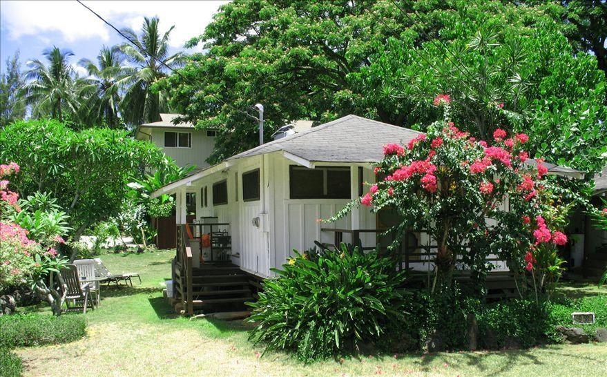 Vrbo Com 213576ha Ke Iki Beach Garden Paradise Beach Vacation Rentals Vacation Beach Gardens