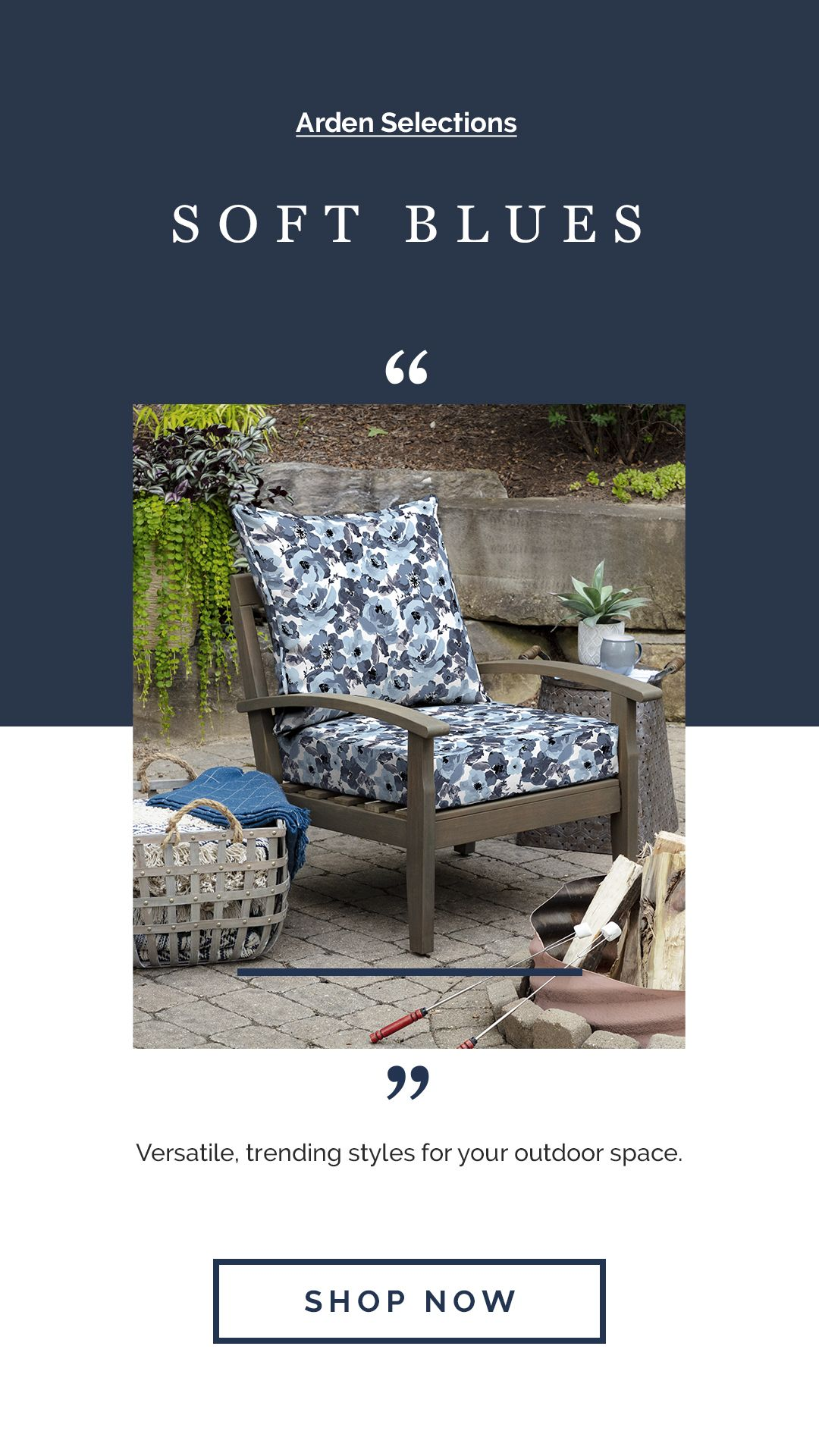 Need This Chair For The Outdoor Set This Spring In 2020 Deep Seating Outdoor Cushions Patio Cushions