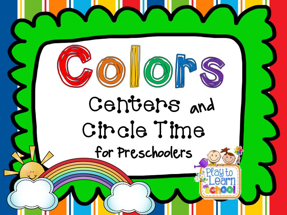 Mixing Colors | preschool-color theme | Preschool color ...