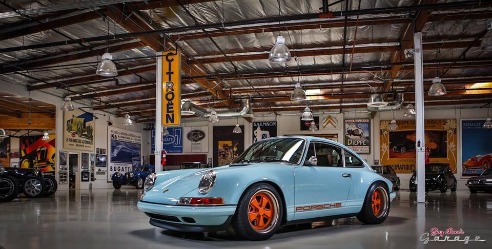 Jays Garage That S A Singer Porsche Btw Singer Porsche Ultimate Garage Singer Vehicle Design