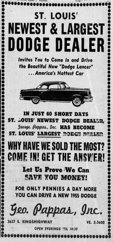 Dodge Dealer St George : dodge, dealer, george, Pappas, Dodge,, Lots,, Mopar