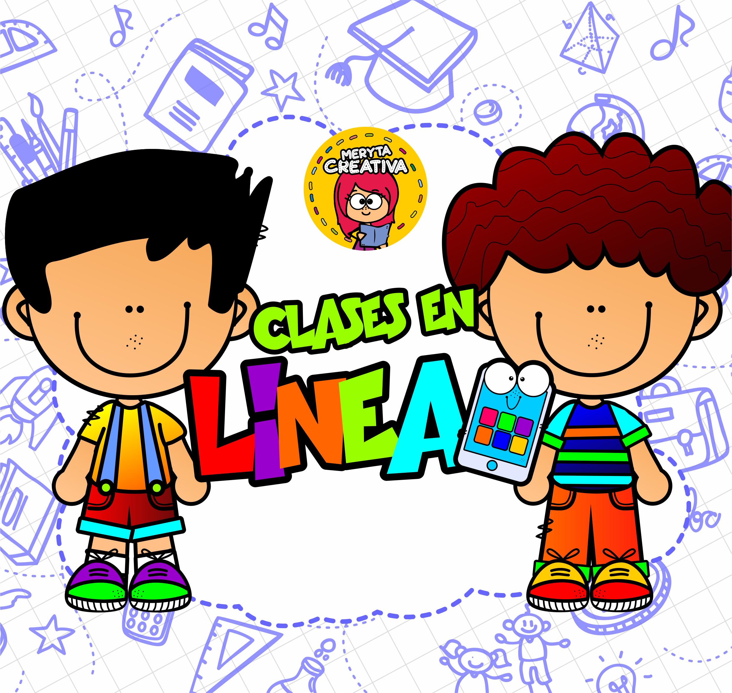 Normas De Clases En Linea Materiales Para Preescolar Etiquetas Preescolares Clases En Linea