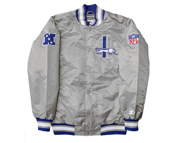 Detroit Lions - Thanksgiving Starter Jacket  c40968ffd