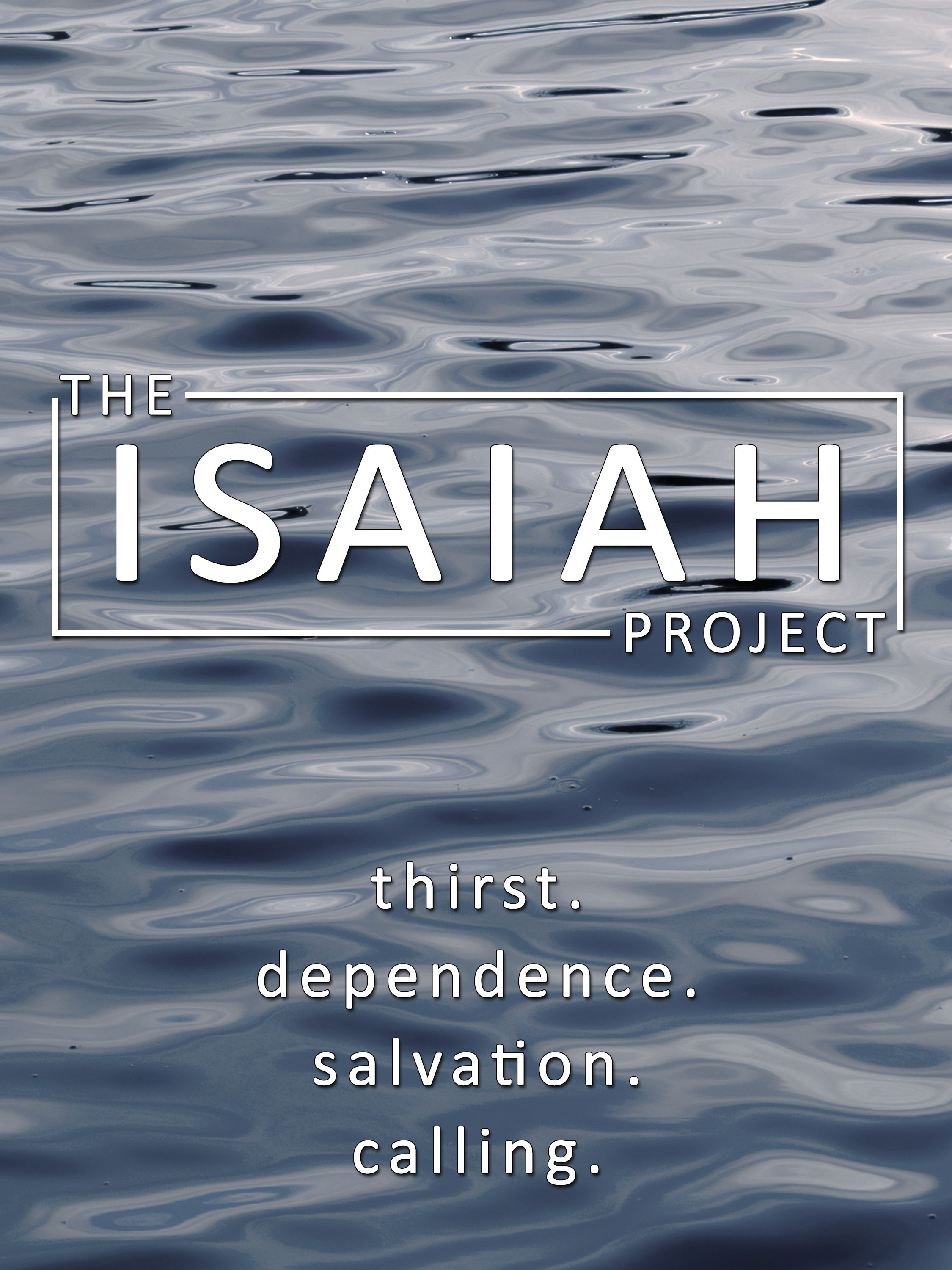 The Isaiah Project Sermon Series