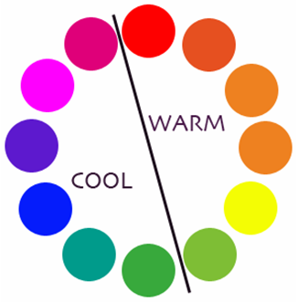 Dress colors for skin tones chart