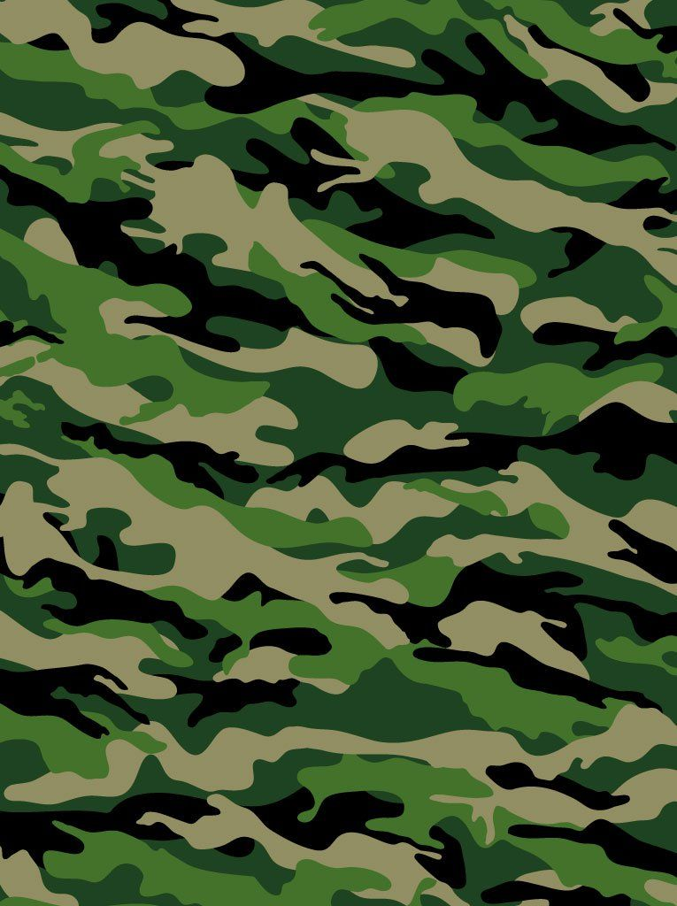 Download This Cool Camouflage Vector Pattern For Your Hunting