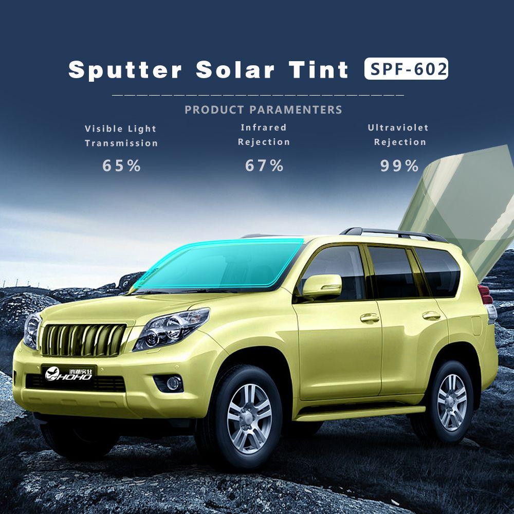 5x100ft152x30m roll window tint sputter solar film 2mil
