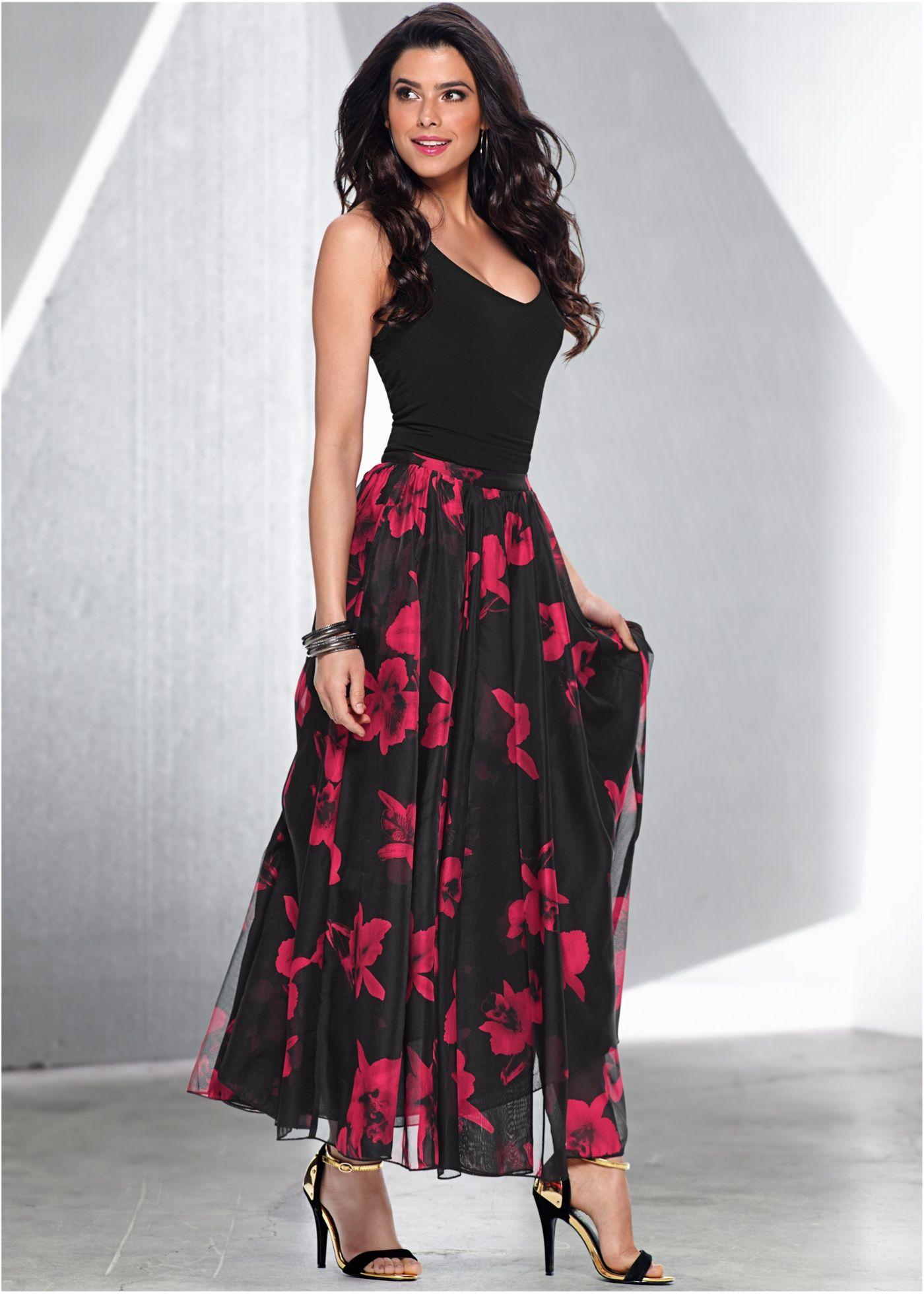 18f79eb18381 Abito Nero   rosso è ordinabile nello shop on-line di bonprix.it da ...