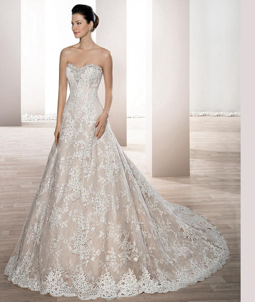 Demetrios bridal gown style fashion pinterest bridal