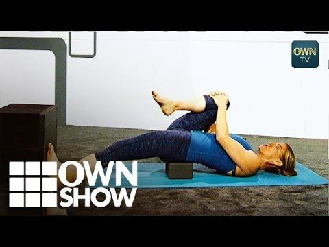 the no 1 stretch to do before bed  ownshow  oprah