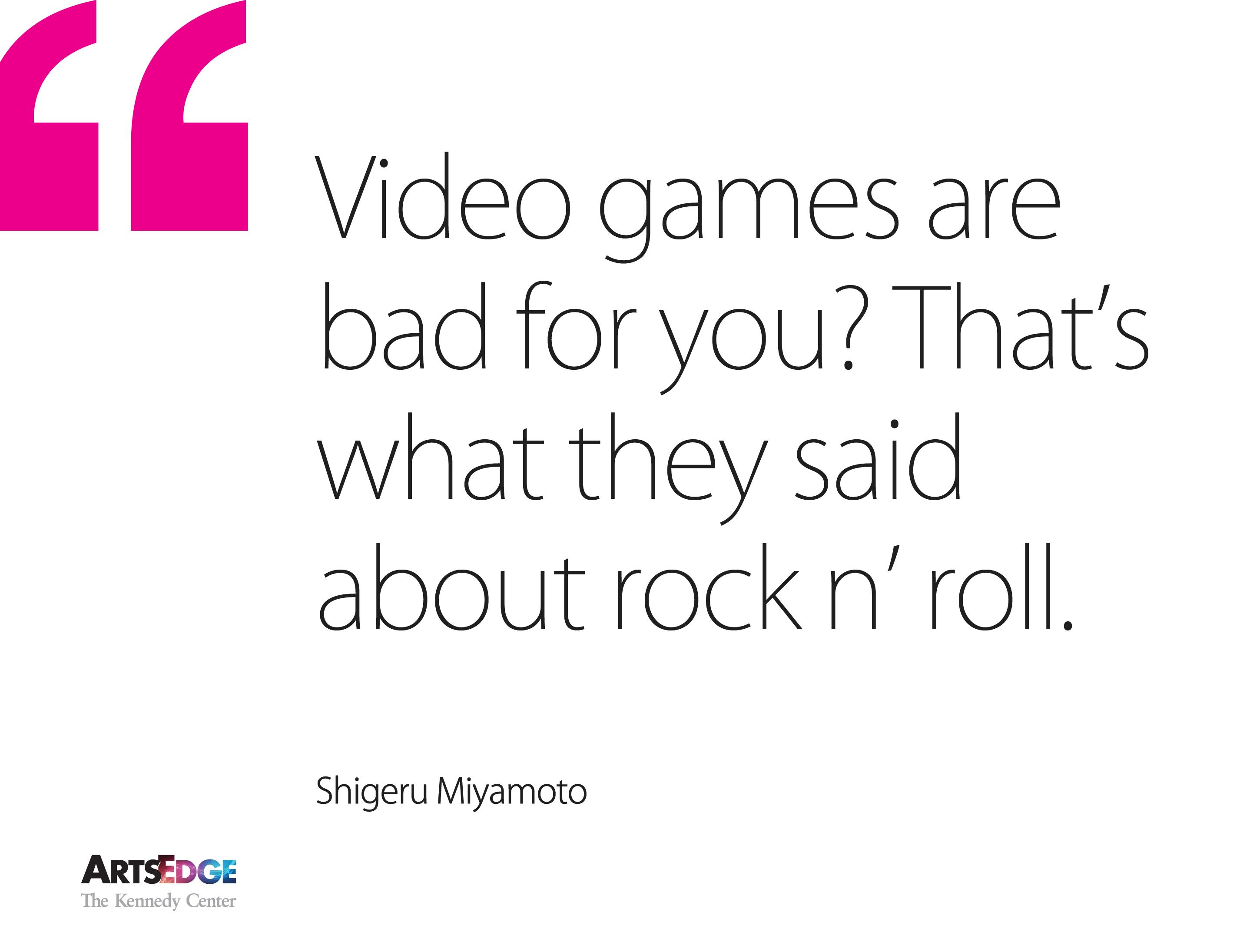 Shigeru Miyamoto Game Designer Shigeru Miyamoto Game Design Rock N Roll