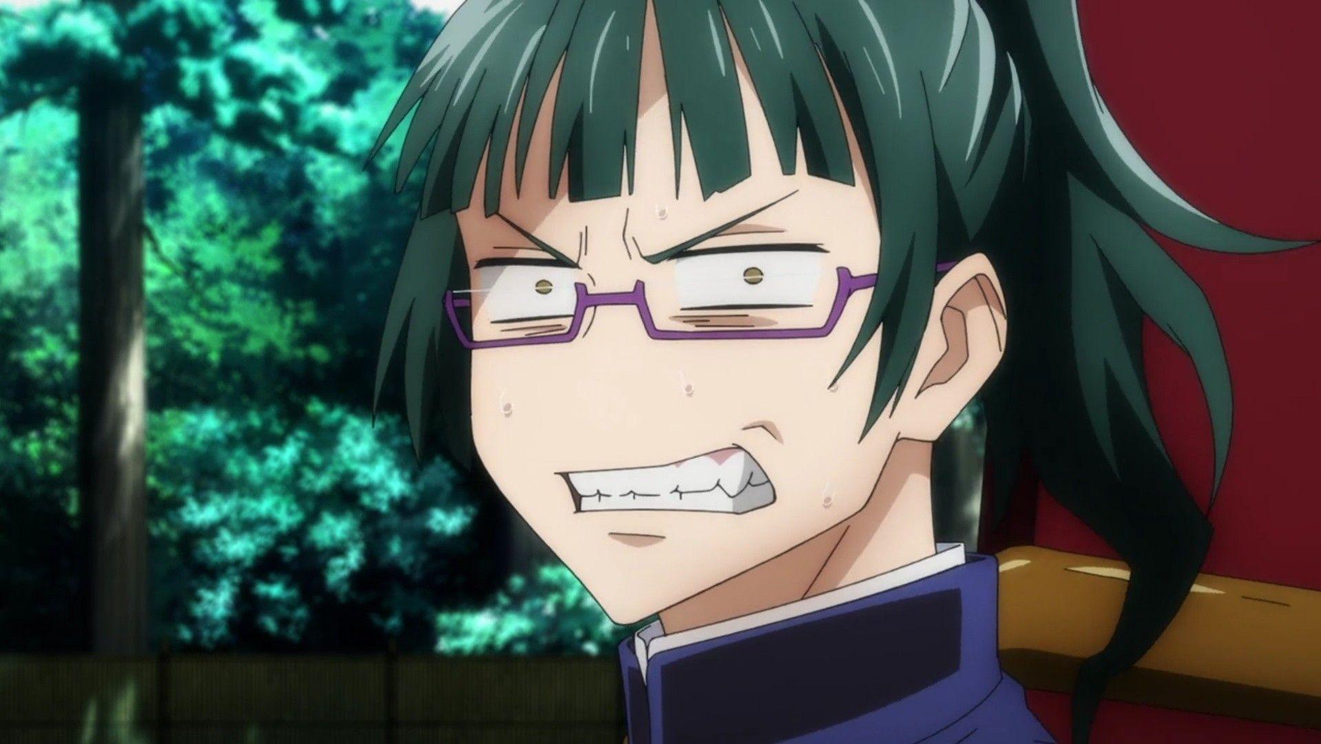 jujutsu kaisen s1e5 可愛い アニメ 呪術