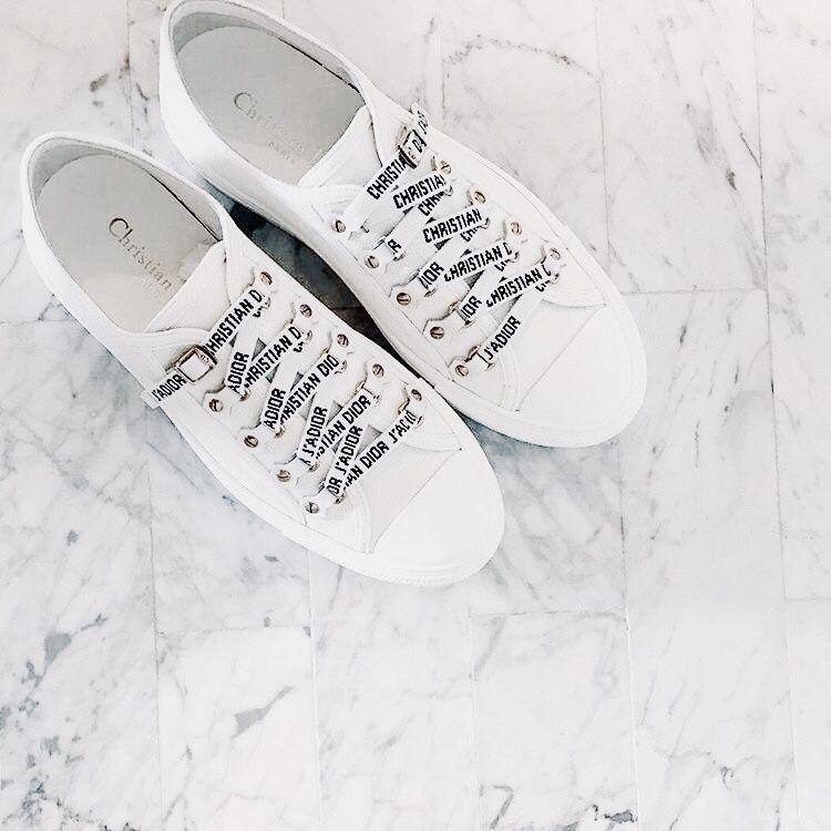 51854a7151b White Christian Dior Sneakers | Disigner - Schoenen en Kleding