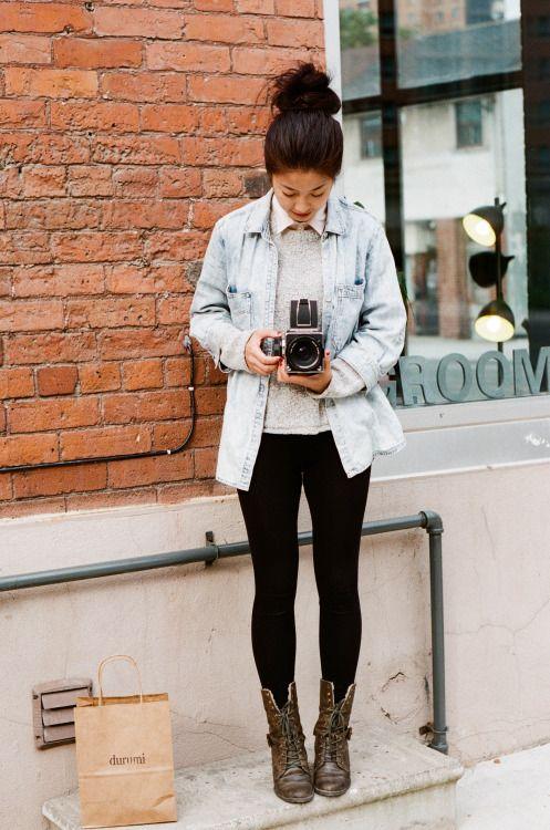 cool torontostreetfashion me and my favorite analog fashion blog